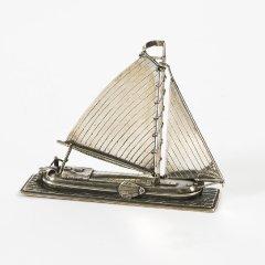 [nr.033] Miniatuur skutsje - 1997